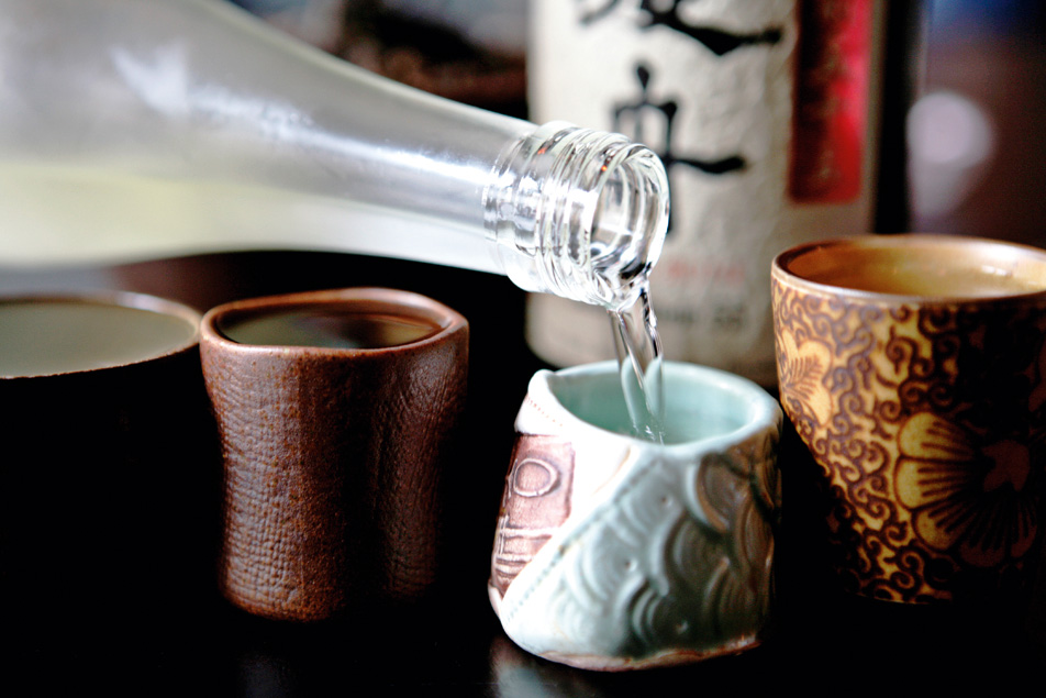 Wine and Sake
